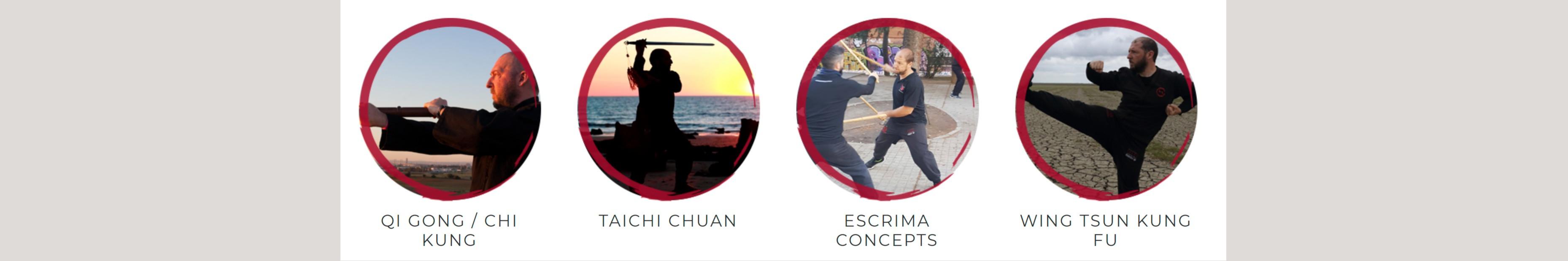 Wutan Sevilla: Escuela tradicional de Artes Marciales intern