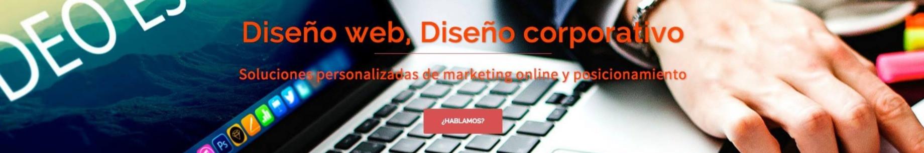 Ideo Estudio Creativo, posicionamiento SEO y diseño web