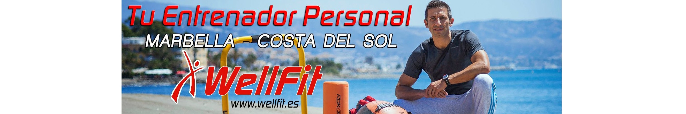 WELLFIT - Personal Trainer