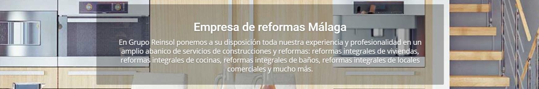 Grupo Reinsol Reformas y Construcciones