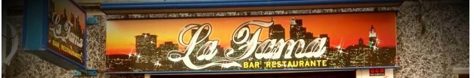 Bar/Restaurante Comida tradicional de Bolivia