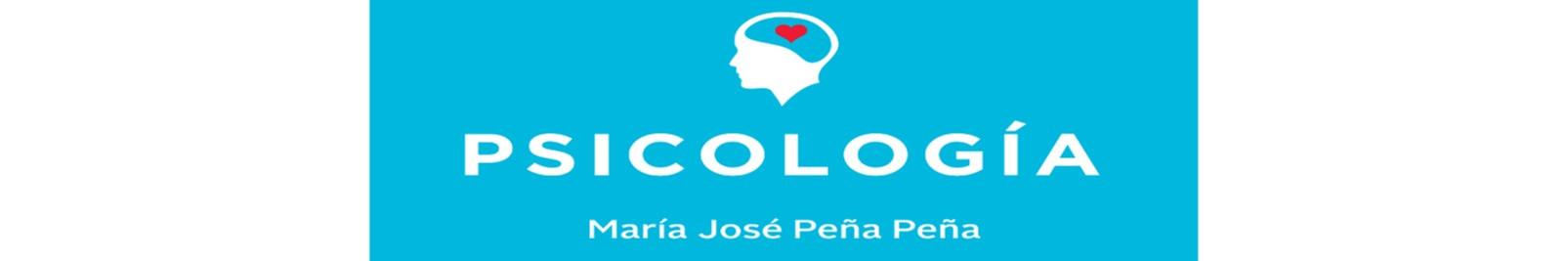 Psicología María José Peña Peña