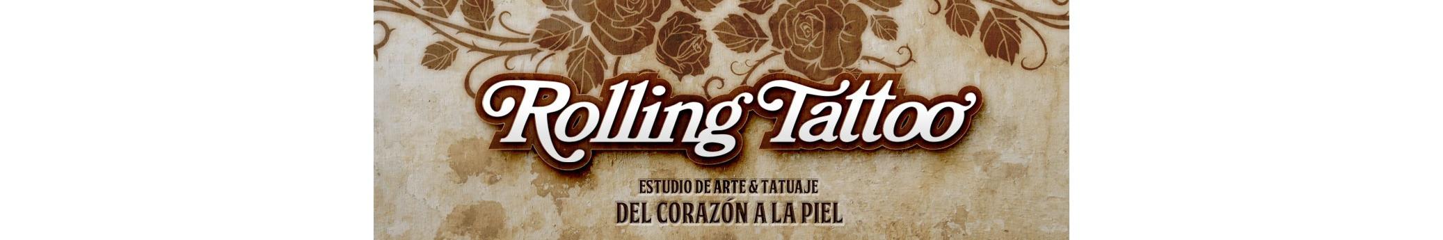 Rolling Tattoo Fuengirola - Del Corazón a la Piel