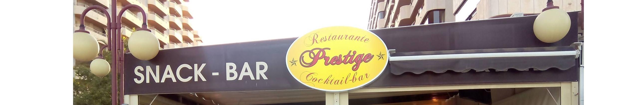 Restaurante Prestige Cocktail BAR