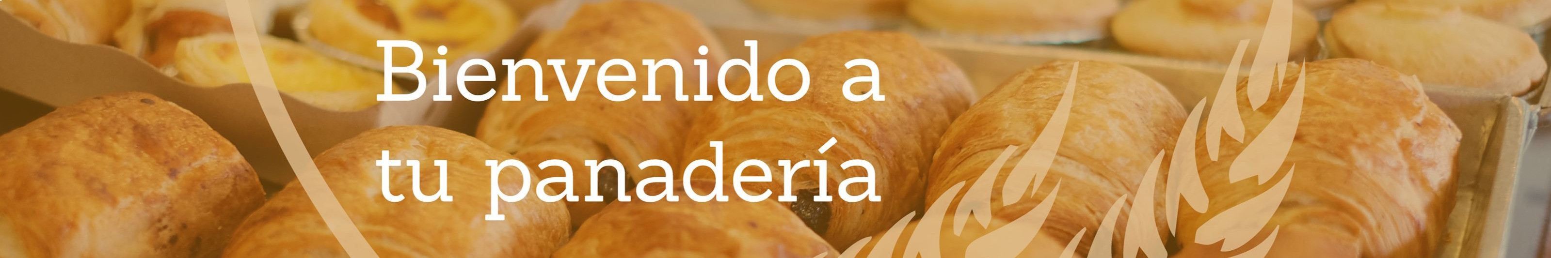 Pan elaborado a mano, cocido en horno de leña, repostería
