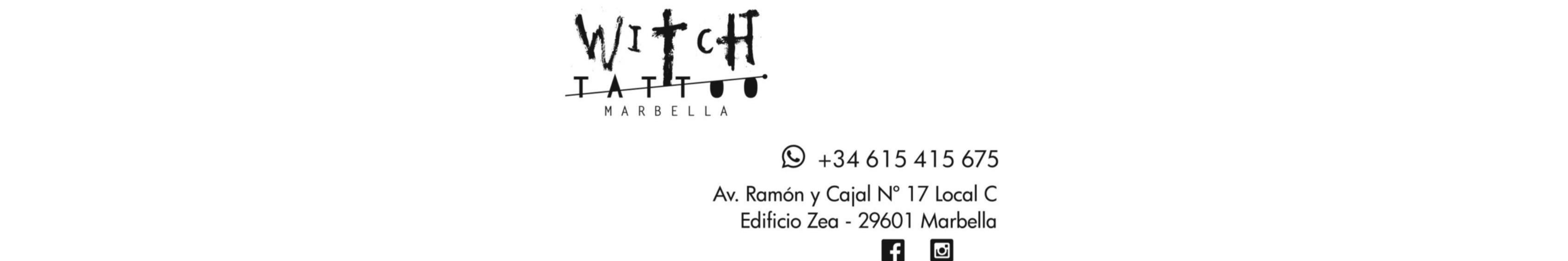 Witch Tattoo Marbella